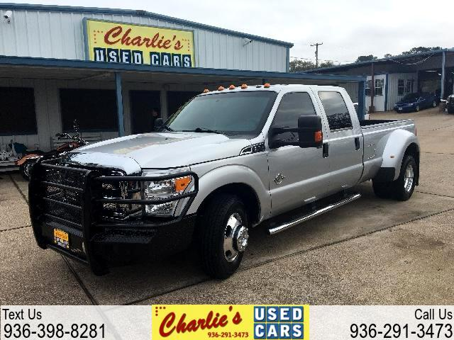 2016 Ford F-350 SD XLT Crew Cab Long Bed DRW 2WD
