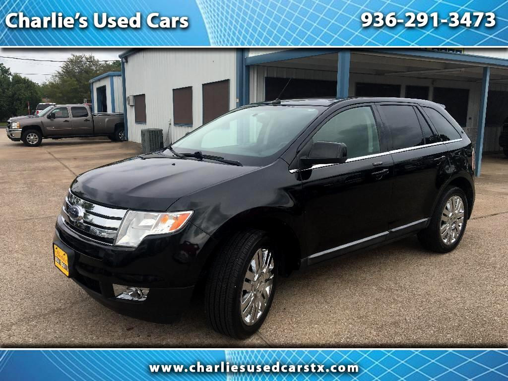 2010 Ford Edge 4dr Limited FWD