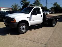 2000 Ford F-450 SD