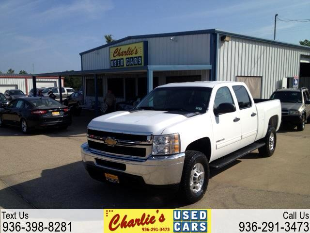 2011 Chevrolet Silverado 2500HD LT Crew Cab Long Box 2WD