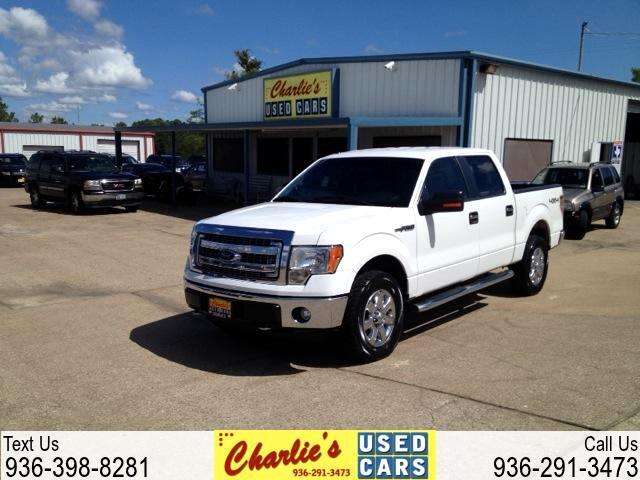 2013 Ford F-150 XLT SuperCrew Short Bed 4WD