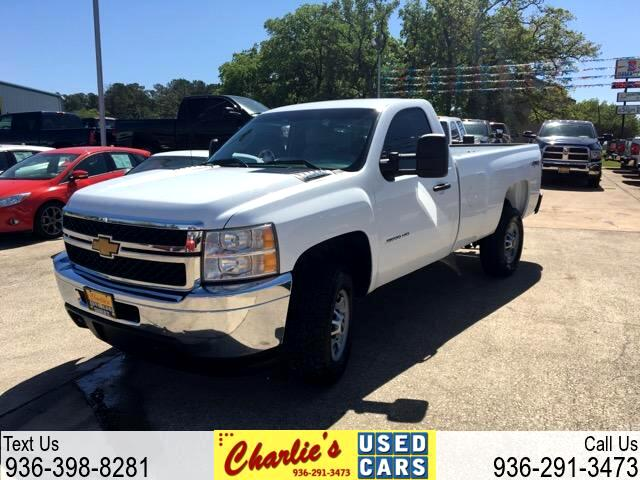 2014 Chevrolet Silverado 2500HD Work Truck Long Box 4WD