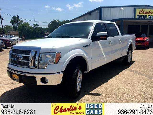 2011 Ford F-150 Lariat SuperCrew Short Bed 2WD