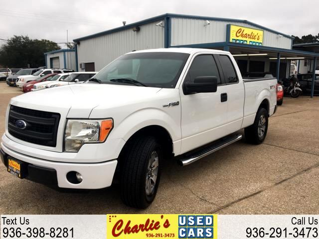 2013 Ford F-150 STX SuperCab 2WD
