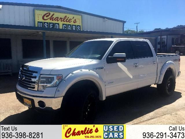 2013 Ford F-150 Lariat SuperCrew 6.5-ft. Bed 4WD