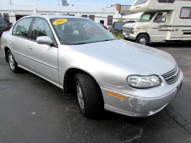 used 2002 chevrolet malibu for sale in arlington heights il 60004 arlington auto sales and leasing. Black Bedroom Furniture Sets. Home Design Ideas