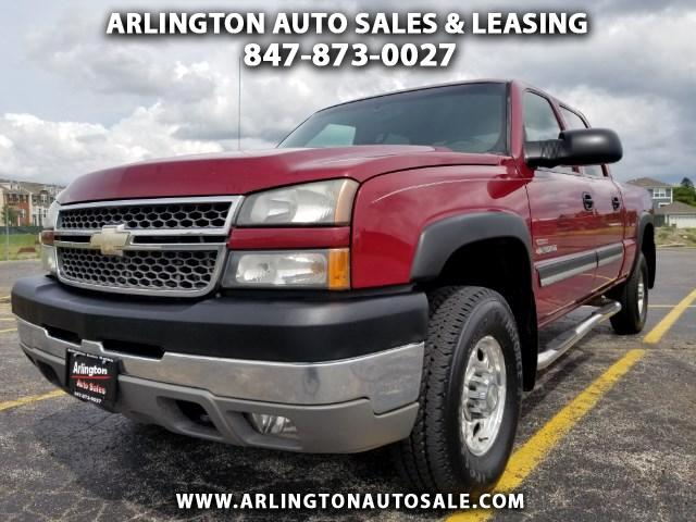 2005 Chevrolet Silverado 2500HD LS Crew Cab Short Bed 4WD
