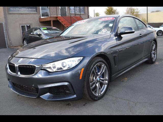 2015 BMW 4-Series 428i coupe