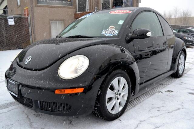 2010 Volkswagen New Beetle 2.5L PZEV