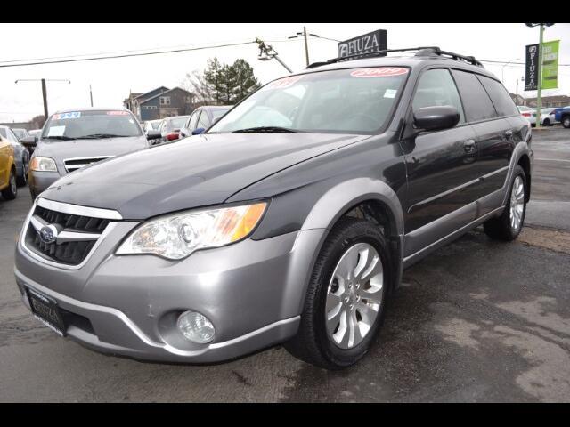 2009 Subaru Outback 2.5i Limited