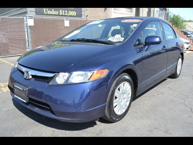 2008 Honda Civic GX Sedan AT