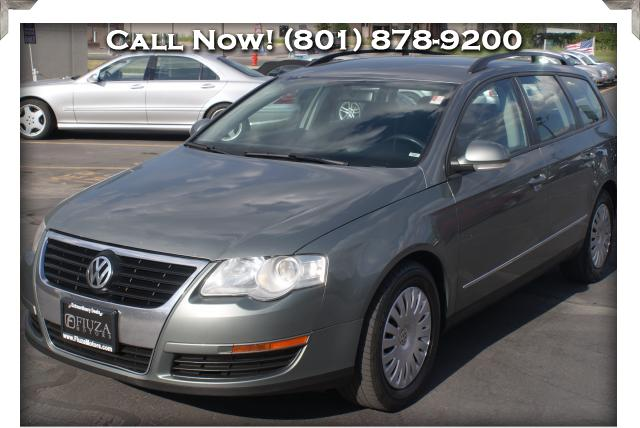 2007 Volkswagen Passat Wagon