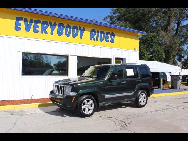 2011 Jeep Liberty Limited 2WD