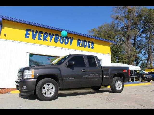 2011 Chevrolet Silverado 1500 LT 4WD