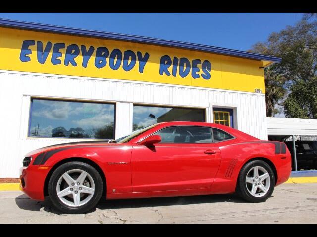 2010 Chevrolet Camaro 2dr Cpe 1LS