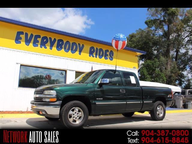 2001 Chevrolet Silverado 1500 LT Crew Cab 4WD