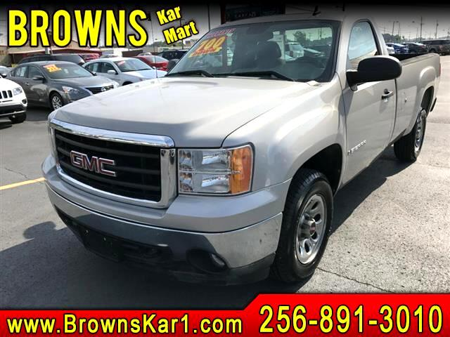 2008 GMC Sierra 1500 SLE1 Std. Box 2WD