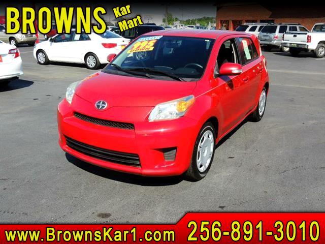 2012 Toyota xD 5-Door Hatchback 5-Spd MT