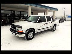 2001 Chevrolet S10 Pickup