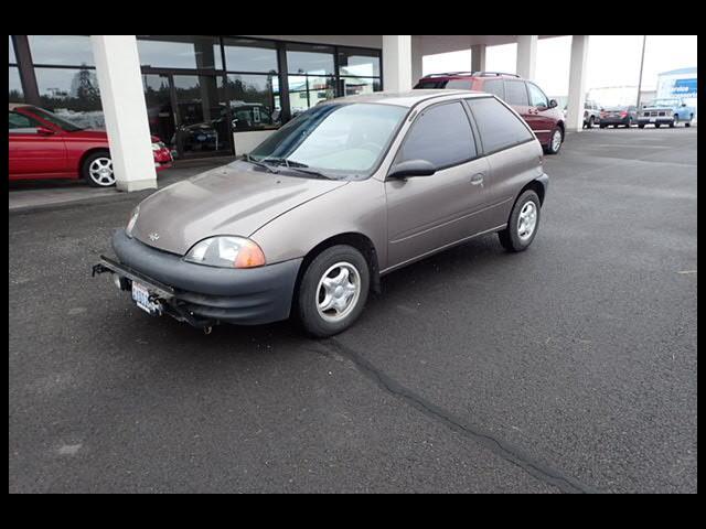 1998 Chevrolet Metro Coupe