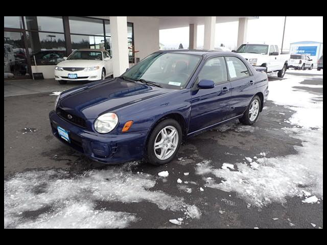 2003 Subaru Impreza 2.5 RS