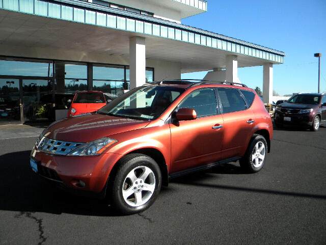 2005 Nissan Murano SL AWD