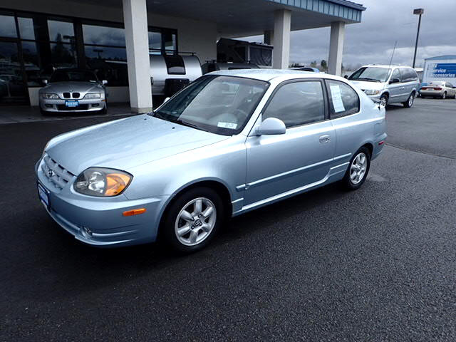 2003 Hyundai Accent GL 3-door