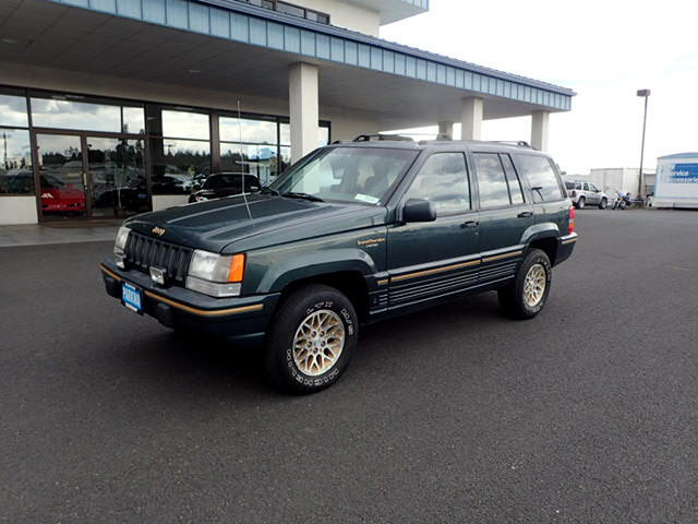 1994 Jeep Grand Cherokee Limited 4WD