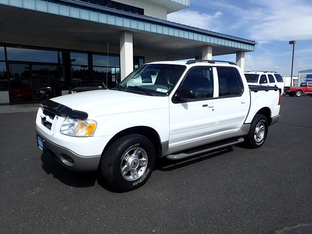 2003 Ford Explorer Sport Trac XLS 4WD