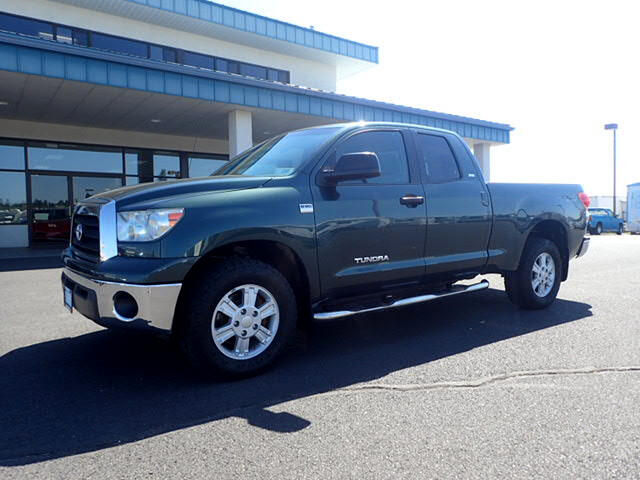 2007 Toyota Tundra SR5 Double Cab 4WD