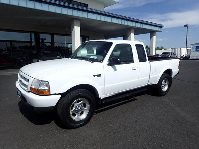 2000 Ford Ranger XL SuperCab 4WD