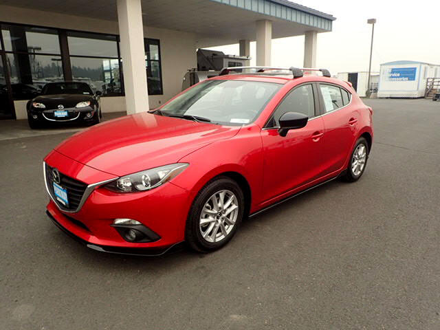 2015 Mazda MAZDA3 i Grand Touring AT 5-Door