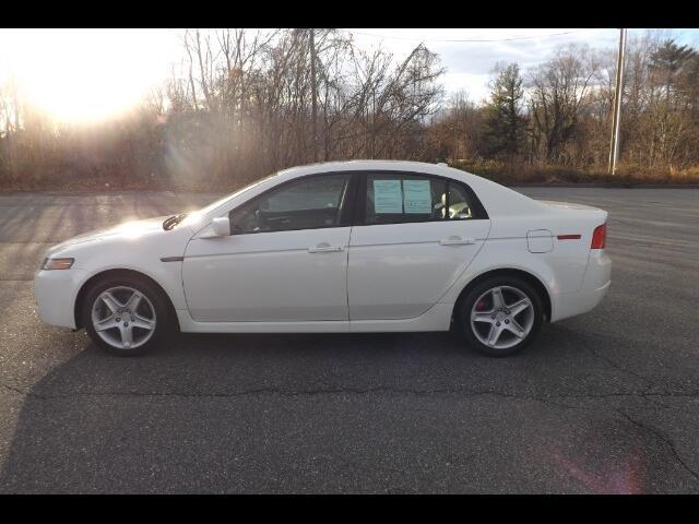 2004 Acura TL 6-Speed MT