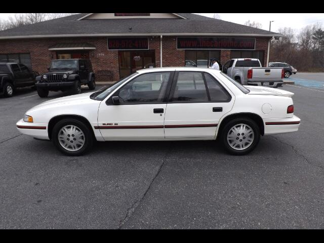 1991 Chevrolet Lumina Euro Sedan