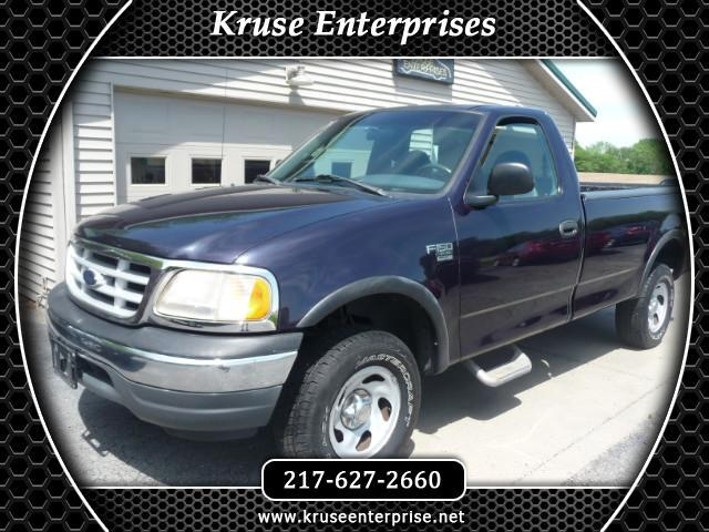 1999 Ford F-150 Reg. Cab Long Bed 4WD