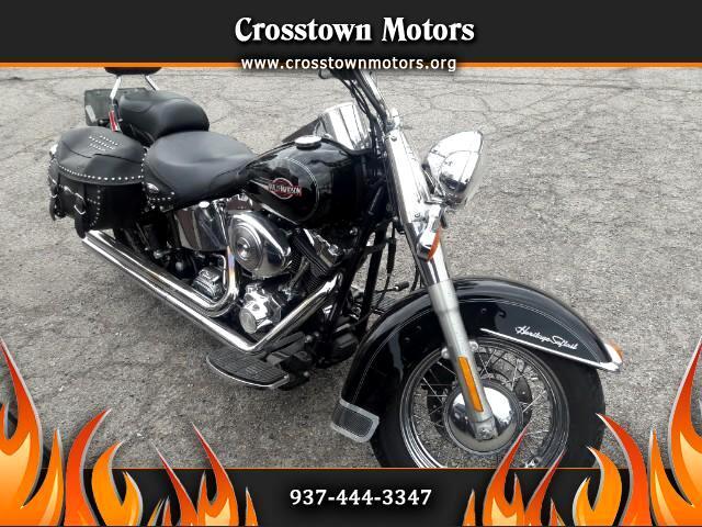 2005 Harley-Davidson FLSTCI Soft Tail