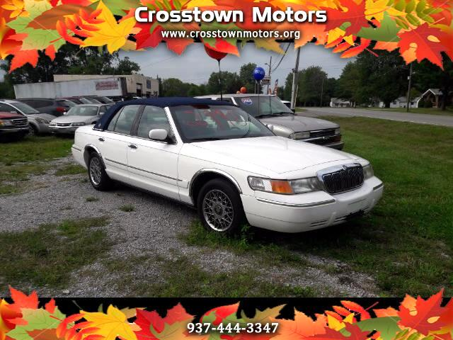 2001 Mercury Grand Marquis GS
