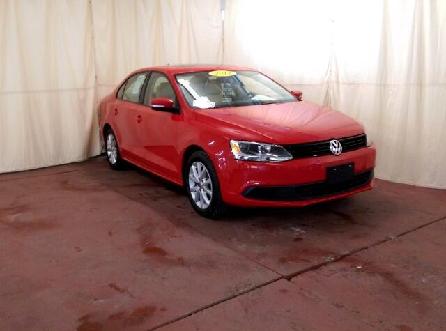 2012 Volkswagen JETTA SE SE