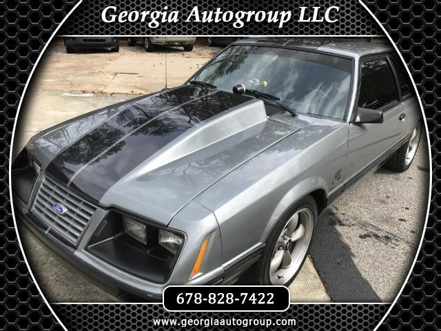 1983 Ford Mustang 2-Door Hatchback