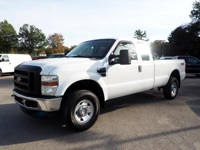 2009 Ford F-350 SD FX4