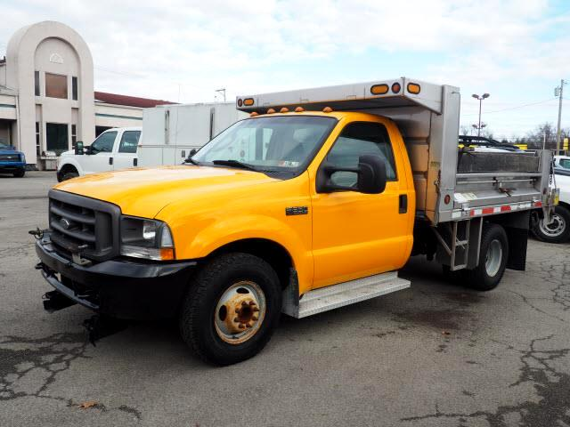 2004 Ford F-350 SD Super Duty