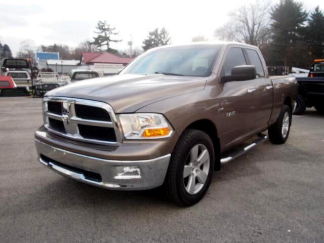 2009 Dodge Ram 1500 SLT Quad Cab Short Bed 4WD