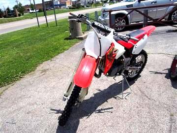 2002 Honda CR80RB