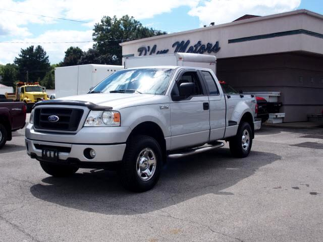 2007 Ford F-150 STX 6.5-ft. Bed Flareside 4WD