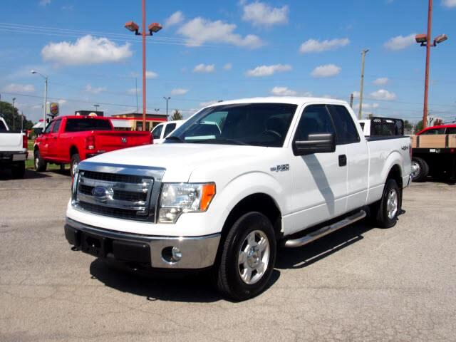 2014 Ford F-150 XLT SuperCab 6 Foot  Bed 4WD
