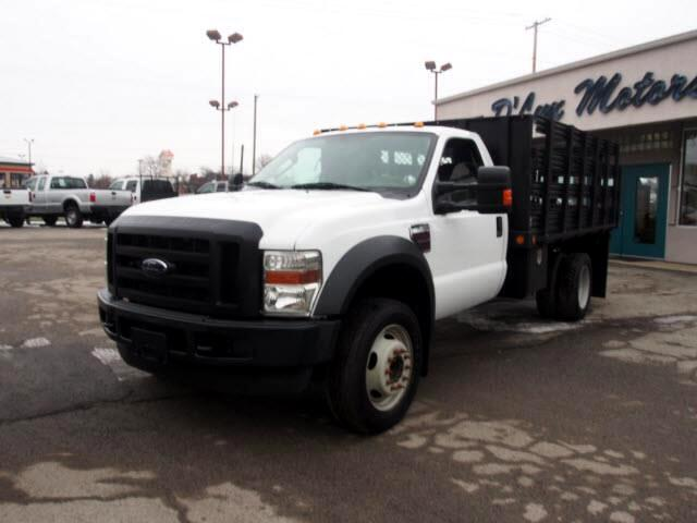 2009 Ford F-550 Stake Body