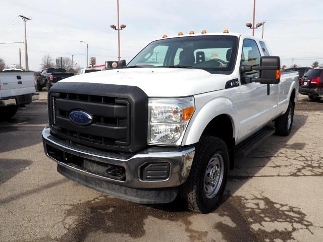 2014 Ford F-250 SD XL SuperCab LWB 4WD