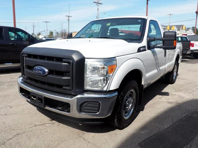 2014 Ford F-250 SD XL