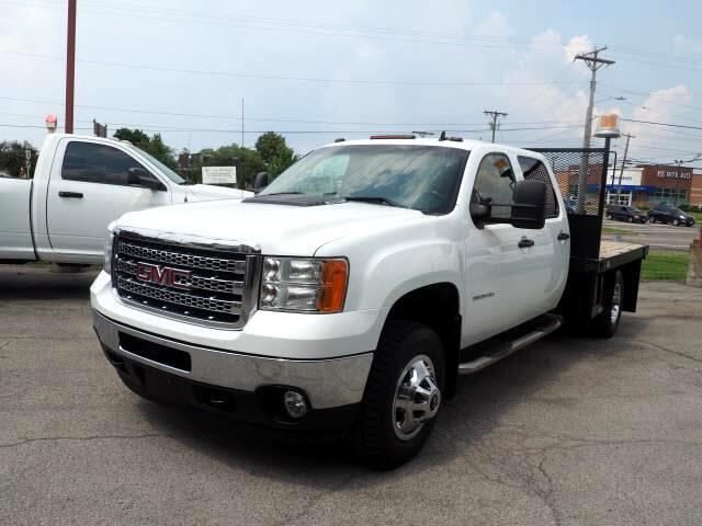 2013 GMC Sierra 3500HD SLE