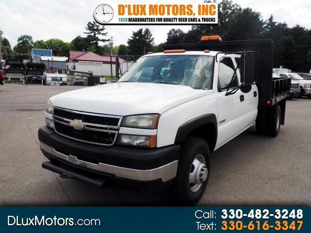 2007 Chevrolet Silverado Classic 3500 Work Truck/Flat Bed